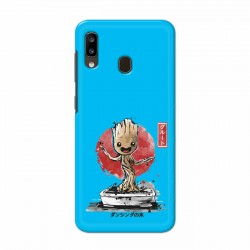 Buy Samsung Galaxy A20 Bonsai Groot Mobile Phone Covers Online at Craftingcrow.com