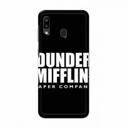 Buy Samsung Galaxy A20 Dunder Mobile Phone Covers Online at Craftingcrow.com