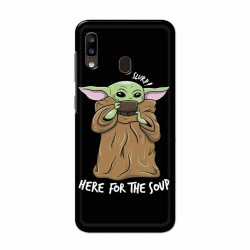 Buy Samsung Galaxy A20 Here for the Soup Mobile Phone Covers Online at Craftingcrow.com