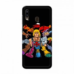 Buy Samsung Galaxy A20 He Wick Mobile Phone Covers Online at Craftingcrow.com