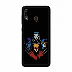 Buy Samsung Galaxy A20 Mutant Rhapsody Mobile Phone Covers Online at Craftingcrow.com