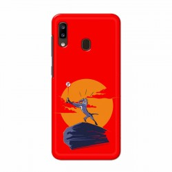 Buy Samsung Galaxy A20 No Network Mobile Phone Covers Online at Craftingcrow.com
