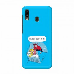 Buy Samsung Galaxy A20 Sleeping Beauty Mobile Phone Covers Online at Craftingcrow.com