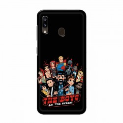 Buy Samsung Galaxy A20 The Boys Mobile Phone Covers Online at Craftingcrow.com