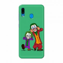 Buy Samsung Galaxy A30 Dual Joke Mobile Phone Covers Online at Craftingcrow.com