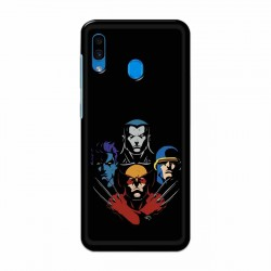 Buy Samsung Galaxy A30 Mutant Rhapsody Mobile Phone Covers Online at Craftingcrow.com