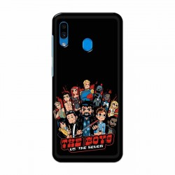 Buy Samsung Galaxy A30 The Boys Mobile Phone Covers Online at Craftingcrow.com