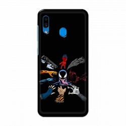 Buy Samsung Galaxy A30 Venom Wick Mobile Phone Covers Online at Craftingcrow.com