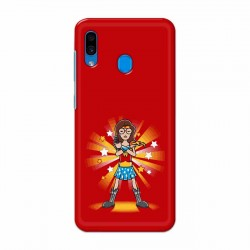 Buy Samsung Galaxy A30 Wondariya Woman Mobile Phone Covers Online at Craftingcrow.com