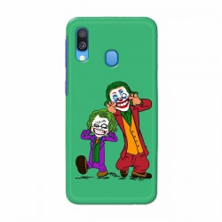 Buy Samsung Galaxy A40 Dual Joke Mobile Phone Covers Online at Craftingcrow.com