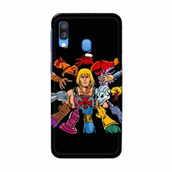 Buy Samsung Galaxy A40 He Wick Mobile Phone Covers Online at Craftingcrow.com