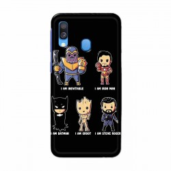 Buy Samsung Galaxy A40 I am Everyone Mobile Phone Covers Online at Craftingcrow.com