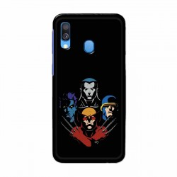 Buy Samsung Galaxy A40 Mutant Rhapsody Mobile Phone Covers Online at Craftingcrow.com