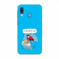 Buy Samsung Galaxy A40 Sleeping Beauty Mobile Phone Covers Online at Craftingcrow.com