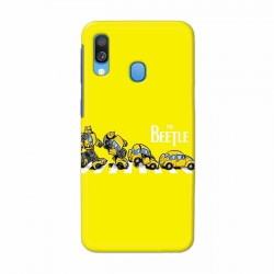 Buy Samsung Galaxy A40 The Beetle Mobile Phone Covers Online at Craftingcrow.com