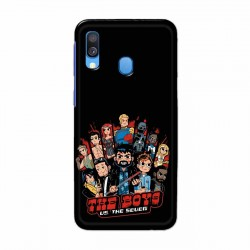 Buy Samsung Galaxy A40 The Boys Mobile Phone Covers Online at Craftingcrow.com