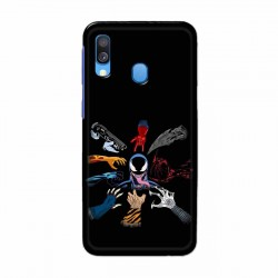 Buy Samsung Galaxy A40 Venom Wick Mobile Phone Covers Online at Craftingcrow.com