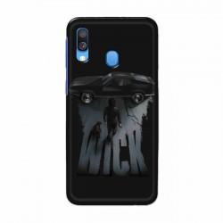 Buy Samsung Galaxy A40 Wickard Mobile Phone Covers Online at Craftingcrow.com