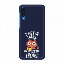 Buy Samsung Galaxy A50 Morning Cat Mobile Phone Covers Online at Craftingcrow.com