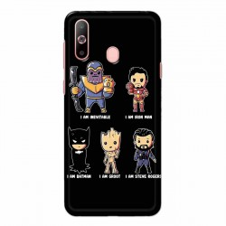 Buy Samsung Galaxy A60 I am Everyone Mobile Phone Covers Online at Craftingcrow.com