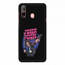 Buy Samsung Galaxy A60 Wick Vs Underworld Mobile Phone Covers Online at Craftingcrow.com
