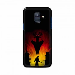 Buy Samsung Galaxy A6 2018 Fight Darkness Mobile Phone Covers Online at Craftingcrow.com