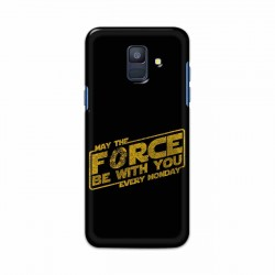 Buy Samsung Galaxy A6 2018 Force with you  Mobile Phone Covers Online at Craftingcrow.com