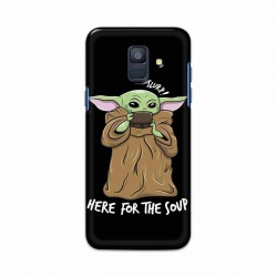 Buy Samsung Galaxy A6 2018 Here for the Soup Mobile Phone Covers Online at Craftingcrow.com