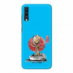Buy Samsung Galaxy A70 Bonsai Groot Mobile Phone Covers Online at Craftingcrow.com