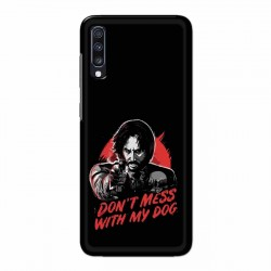 Buy Samsung Galaxy A70 Dont Mess With my Dog Mobile Phone Covers Online at Craftingcrow.com