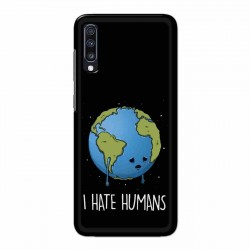 Buy Samsung Galaxy A70 I Hate Humans Mobile Phone Covers Online at Craftingcrow.com