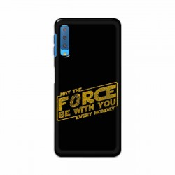 Buy Samsung Galaxy A7 2018 Force with you  Mobile Phone Covers Online at Craftingcrow.com