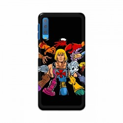 Buy Samsung Galaxy A7 2018 He Wick Mobile Phone Covers Online at Craftingcrow.com