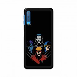 Buy Samsung Galaxy A7 2018 Mutant Rhapsody Mobile Phone Covers Online at Craftingcrow.com