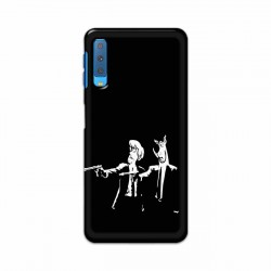 Buy Samsung Galaxy A7 2018 Scooby and Shaggy Mobile Phone Covers Online at Craftingcrow.com