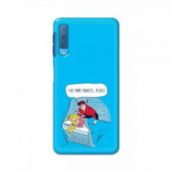 Buy Samsung Galaxy A7 2018 Sleeping Beauty Mobile Phone Covers Online at Craftingcrow.com