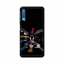 Buy Samsung Galaxy A7 2018 Venom Wick Mobile Phone Covers Online at Craftingcrow.com