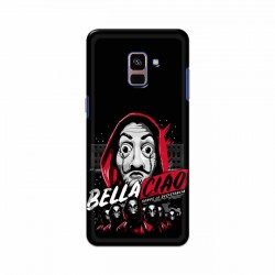 Buy Samsung Galaxy A8 Plus 2018 Bella Ciao Mobile Phone Covers Online at Craftingcrow.com