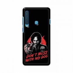 Buy Samsung Galaxy A9 2018 Dont Mess With my Dog Mobile Phone Covers Online at Craftingcrow.com