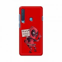 Buy Samsung Galaxy A9 2018 I am with Stupid Mobile Phone Covers Online at Craftingcrow.com