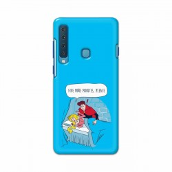 Buy Samsung Galaxy A9 2018 Sleeping Beauty Mobile Phone Covers Online at Craftingcrow.com
