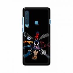 Buy Samsung Galaxy A9 2018 Venom Wick Mobile Phone Covers Online at Craftingcrow.com