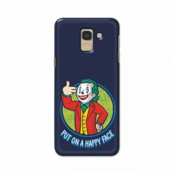 Buy Samsung Galaxy J6 2018 Comedian Boy Mobile Phone Covers Online at Craftingcrow.com