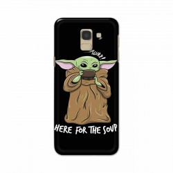 Buy Samsung Galaxy J6 2018 Here for the Soup Mobile Phone Covers Online at Craftingcrow.com