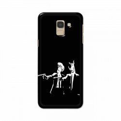 Buy Samsung Galaxy J6 2018 Scooby and Shaggy Mobile Phone Covers Online at Craftingcrow.com