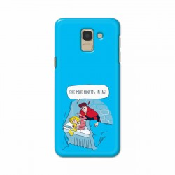 Buy Samsung Galaxy J6 2018 Sleeping Beauty Mobile Phone Covers Online at Craftingcrow.com