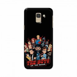 Buy Samsung Galaxy J6 2018 The Boys Mobile Phone Covers Online at Craftingcrow.com