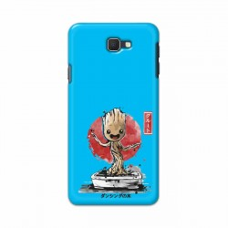 Buy Samsung Galaxy J7 Prime Bonsai Groot Mobile Phone Covers Online at Craftingcrow.com