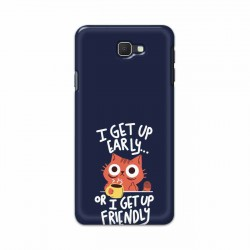 Buy Samsung Galaxy J7 Prime Morning Cat Mobile Phone Covers Online at Craftingcrow.com