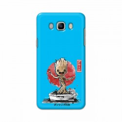 Buy Samsung Galaxy J8 Bonsai Groot Mobile Phone Covers Online at Craftingcrow.com